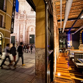 Fotografías de Interiorismo del Restaurante NyC Hells Valladolid