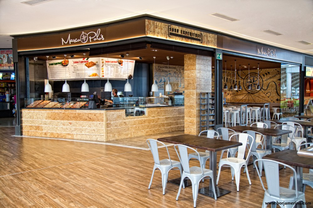 Fotografía Interiorismo Reportaje Restaurante Valladolid