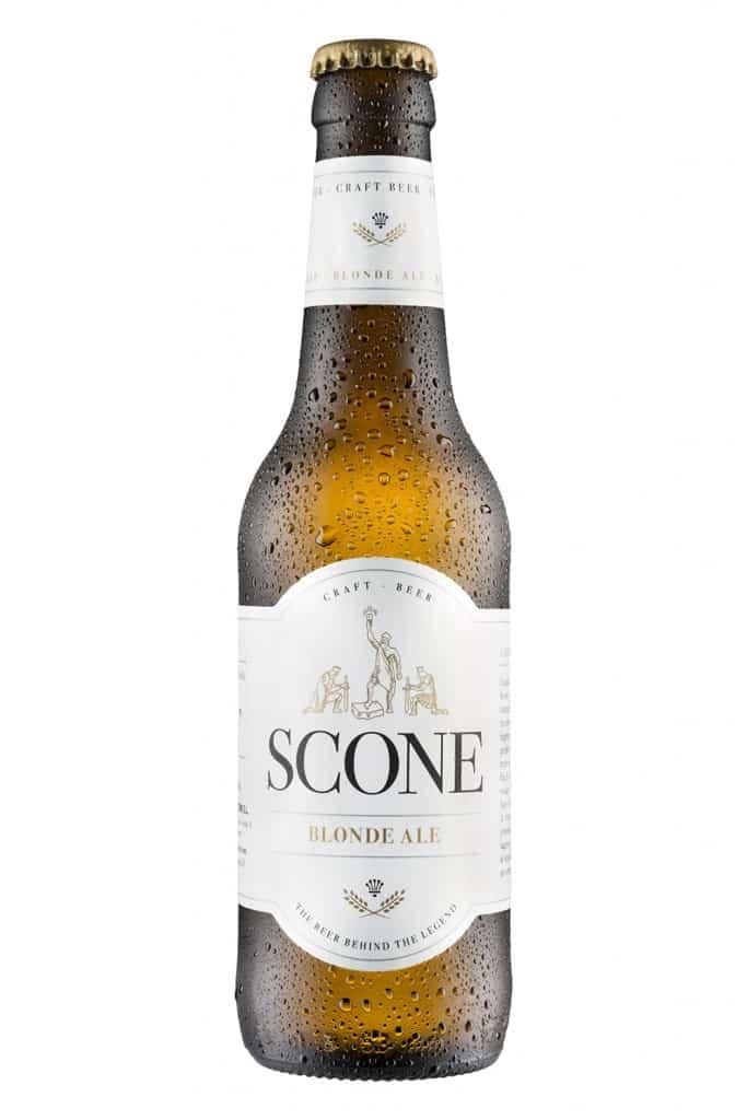 Cerveza Scone Blonde Ale Cerveza Artesana España
