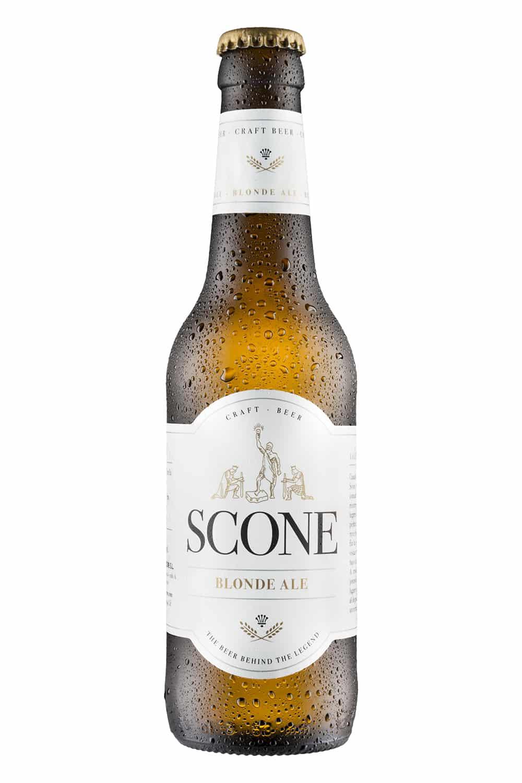 Fotógrafo de Producto para Cerveza Scone Blonde Ale Cerveza Artesana España