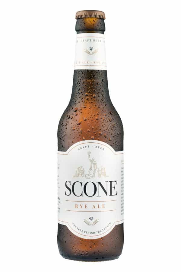 Fotógrafo de Producto para Fotógrafía Cerveza Scone RYE ALE Cerveza Artesana España