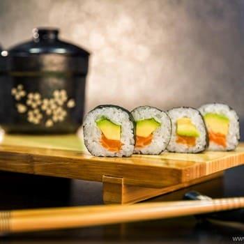 Fotógrafo Fotografía Restaurante Japonés Comida