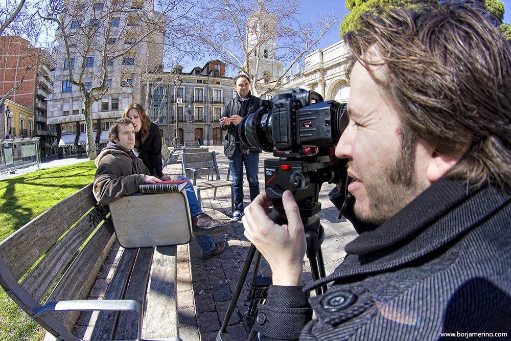Making Of Foto Fija Fotografo