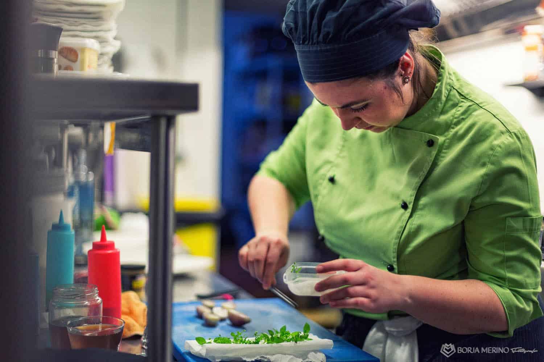 Reportaje fotográfico Evento el Chef Invitado
