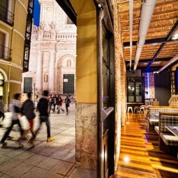 Fotografo Restaurante Valladolid NY Hellls Americano
