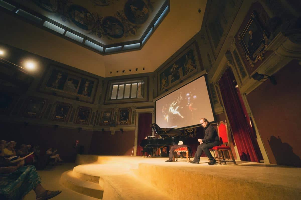 Teatro ateneo Madrid Fotografo