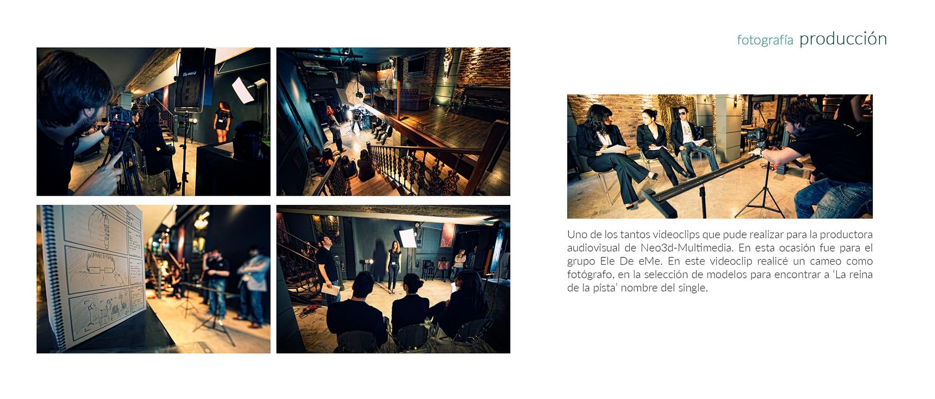 Fotógrafo en Eventos | Producciones