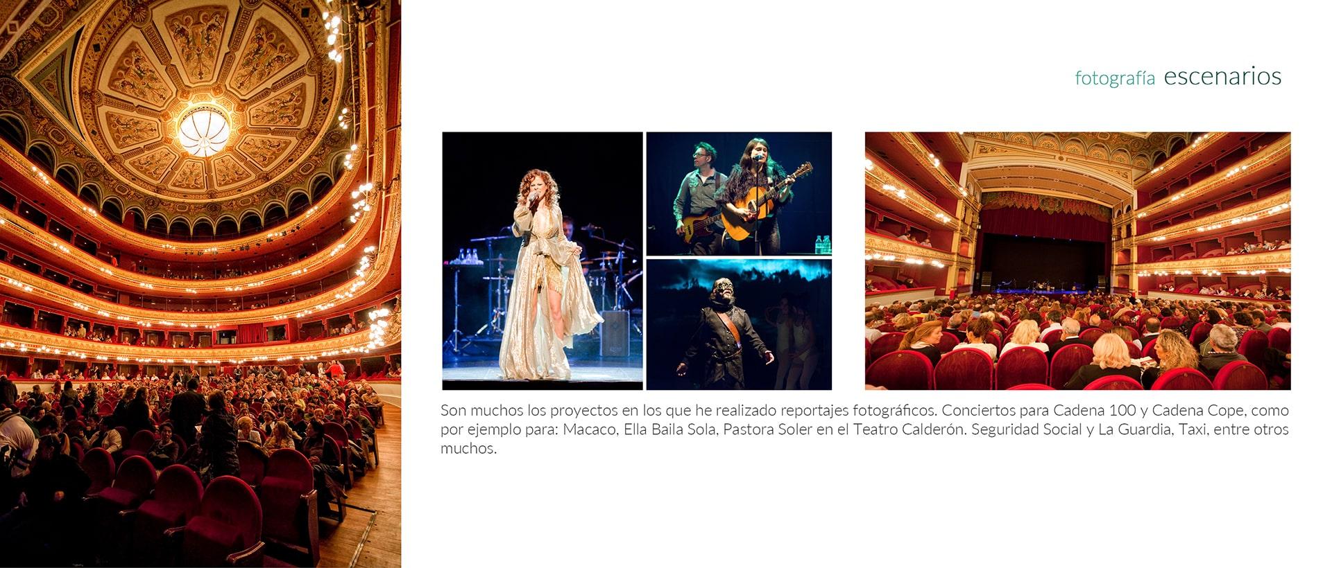 Fotógrafo en Eventos | Teatro Escena