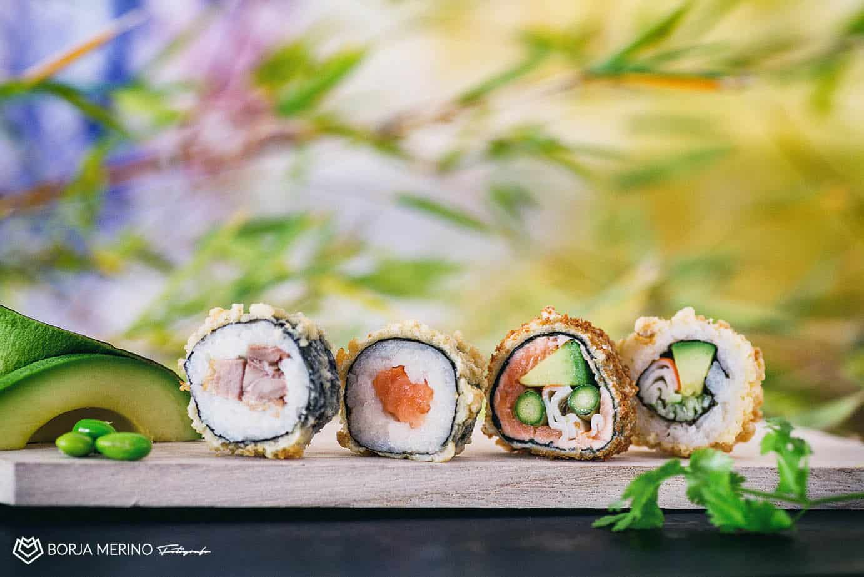 Fotógrafo comida profesional Madrid