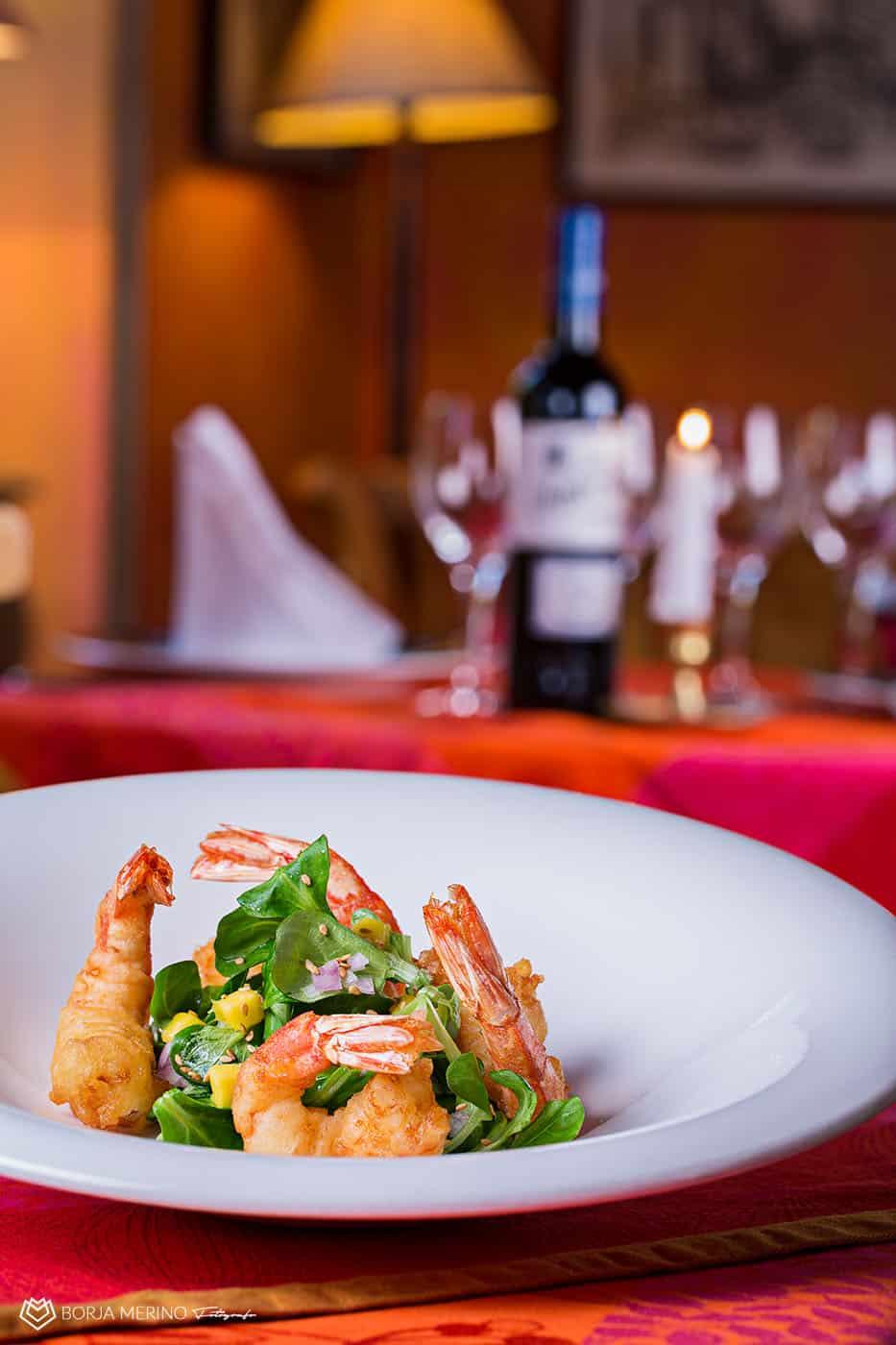 fotógrafo profesional restaurante madrid valladolid